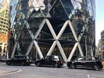 Corporate Black Cabs London | Black Cabs to The Gherkin