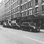 Corporate Black Cabs London | Corporate Cab Hire in Soho