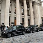 Corporate Black Cabs London | Black Cabs in Trinity Square