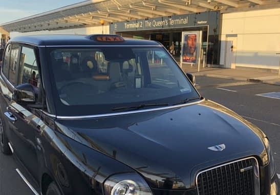 Black Cab Taxi Account