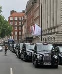 Corporate Black Cabs London | Black Taxi Cab Hire in Mayfair