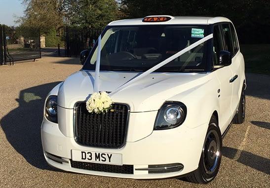 Black Cab Weddings